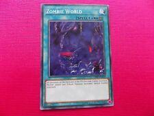 Yugioh Card - Zombie World OP07-EN019