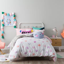Adairs Kids BFF Double Quilt Cover Set BNIB - RRP $109.99