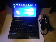 "Netbook Emachines PAV70 1Gb Ram 320Gb Hdd schermo 10.1"""