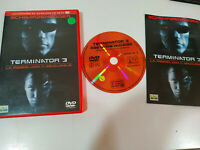 Terminator 3 la Rebelion de las Maquinas Schwarzenegger - DVD + Extras - AM