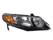 for 2006 2007 2008 Honda Civic right passenger headlamp headlight Housing New