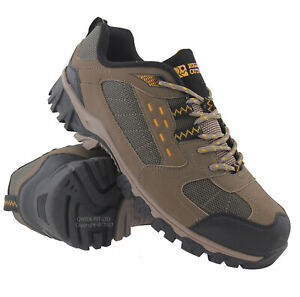 NEW MENS HIKING TRAINERS OUTDOOR WALKING BOOTS ANKLE TRAIL TREKKING WORK SHOES