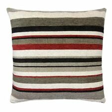 Polyester Striped Traditional Decorative Cushions