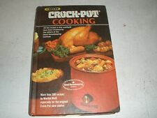Vintage Rival Crock Pot Cooking CookBook 1975 Slow Cooker 300+ Recipes 818  (H)