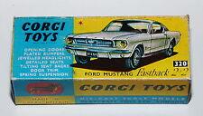 Reprobox CORGI TOYS nº 320-Ford Mustang Mach 2+2