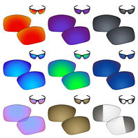 Galvanic Replacement Lenses for-Oakley Canteen 2014 OO9225 Sunglasses - Options
