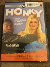 Onstage in America: Honky (DVD, 2016) NEW Free Shipping!!!
