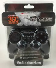 New SteelSeries 3GC Dual Vibration Game Pad Controller for PC & MAC