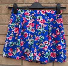 New Look Culottes Floral Shorts for Women