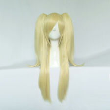 Kuroshitsuji Black Butler Alois Trancy Long Light Blonde Ponytail Cosplay Wig