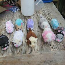 🐹 Cute bundle of Zhu Zhu pets Guinea pigs - Working condition - lovely lot
