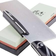Kitchen Knife Sharpener Ceramic Angle Guide Holder Clip For Whetstone Sharpening