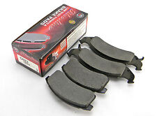 SET 4 NEW SILVERLINE UBP D623 FRONT LOW DUST FORMULA BRAKE PADS MADE IN CANADA