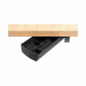 Aufbewahrungsbox Schreibtischcontainer Utensilienauszug drehbar Organizer Tisch