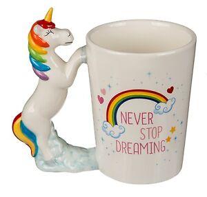 Novelty 3D Unicorn Mug / Cup