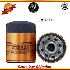 Case of 6 HM3675 Oil Filter  for Isuzu Cadillac Buick Oldsmobile