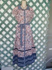 MIMI CHICA FLORAL PEASANT DRESS XXL/2X NEW CAREER CHURCH PARTY WEDDING 2