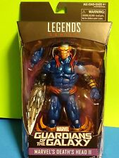 Marvel Legends DEATH'S HEAD II - MIP - Guardians Of The Galaxy mantis wave !!