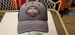 2019 Brickyard 400 Nascar bundle lot  hat, 2 ticket lanyards, pin,