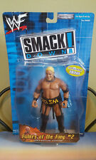 Rikishi WWE WWF Wrestling Smackdown Rulers Of The Ring Series 2 Figure By Jak