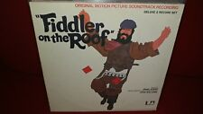 Fiddler on the Roof - Rare Soundtrack Double LP in Excellent Conditions - L7