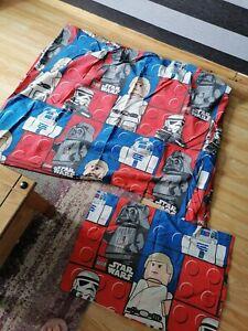 Boys Lego Star Wars Duvet Set Single