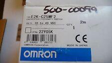 OMRON E2K-C25MF2  Proximity Switch E2KC25MF2