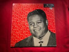 J-36 FATS DOMINO This Is Fats Dominoe .......... LP-9028