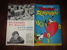WALT DISNEY ALBO D'ORO  N°41 OTTOBRE 1955 TOPOLINO E IL TELEPIPPO