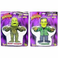 Universal  Monsters Creature of the Black Lagoon  Frankenstein hand puppets