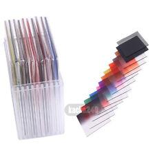 10PCS Color Filter Box Set For Cokin P Series Set +Storage box case