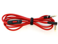 Replacement Remote /  Volume Control Cable 3.5mm Cord Dr. Dre Beats Headphones