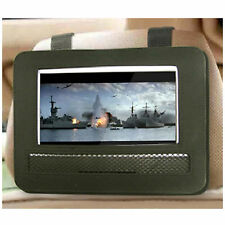 "Car Headrest Moust Strap Holder for 7"" - 7.5"" Swivel & Flip Portable DVD Player"
