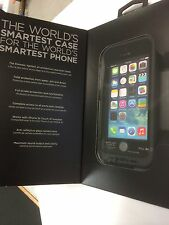Apple iPhone 5,5S,SE LifeProof Fre Case Black/Black LP-2101-01 Genuine Brand New