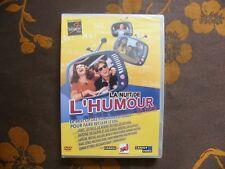 DVD LA NUIT DE L'HUMOUR - Le Best Of Des Humoristes De Canal+  (2002)  NEUF