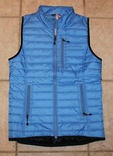 NWT Vineyard Vines Womens Small Blue Mountain Weekend Vest