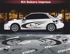Subaru impreza wrx stx - Kit décoration adhésif Autocollant - couleur au choix