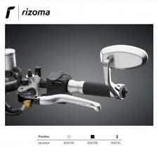 Rizoma Reverse Retro NAKED biposizione Specchietto retrovisore manubrio lucido