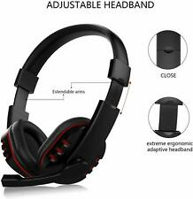 Gaming Headset For Xbox One, PS4, Nintendo Switch & PC 3.5mm