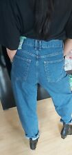Pull and Bear Basic Blue Slouchy Jeans- Oversized for Size 10