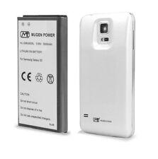 Mugen Power 5900mAh Extended Battery & DOOR For Samsung Galaxy S5 S-5 SV White