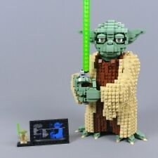 Building Blocks Sets Star Wars 81099 The UCS Yoda Bricks Model DIY Toys for Kids