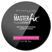 Maybelline Facestudio MASTER FIX SETTING PERFECTING POWDER