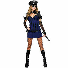 Night Watch Sexy Cop Police Adult Costume Small Corrupt Detective Guard Justice