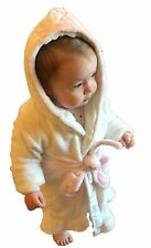 Personalised **12-18 months ** Princess Embroidered Dressing Grown/ Robe