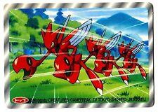 POKEMON TV TOKYO JR KIKAKU 1997 RV 3D N° 212 SCIZOR CIZAYOX