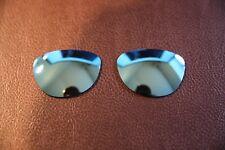 PolarLenz Polarizadas Azul Hielo Lente de Repuesto para-Oakley Jupiter LX gafas de sol
