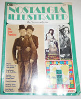 Nostalgia Illustrated Magazine Chaplin & Gary Cooper May 1975 102414R