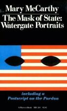 Mask Of State: Watergate Portrait (Harvest Book ; Hb283)