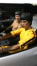 S.H.Figuarts BRUCE LEE Yellow Track Suit Simple style&Heroic Action Figures